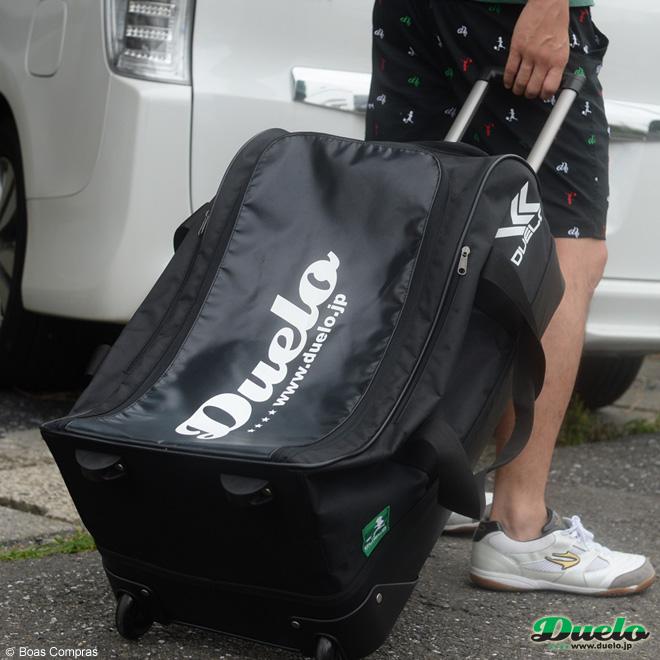 デュエロからキャスター付きキャリーバッグが発売になりました