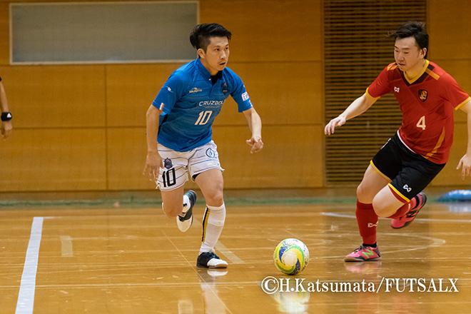 第20回関東1部フットサルリーグ vs バルドラール浦安セグンド