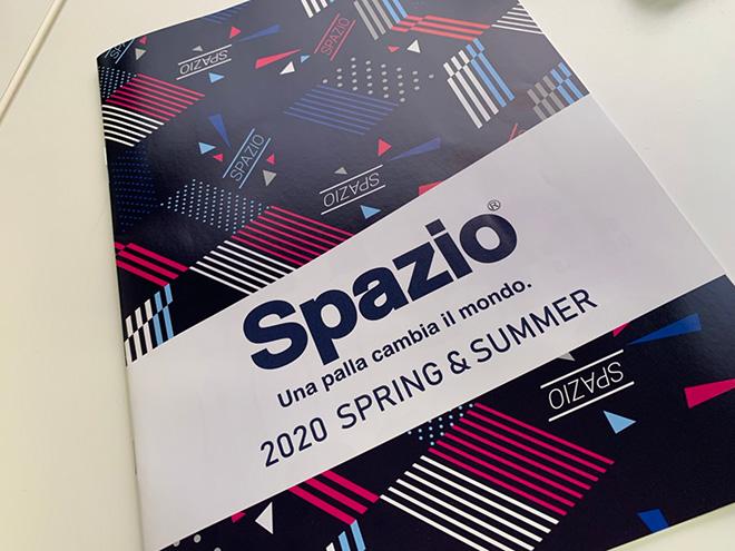 spazio 2020年春夏展示会へ
