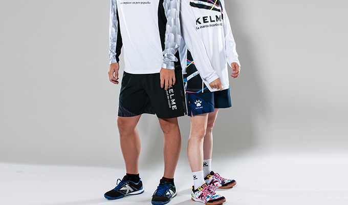 kelme(ケルメ/ケレメ)ハーフパンツ