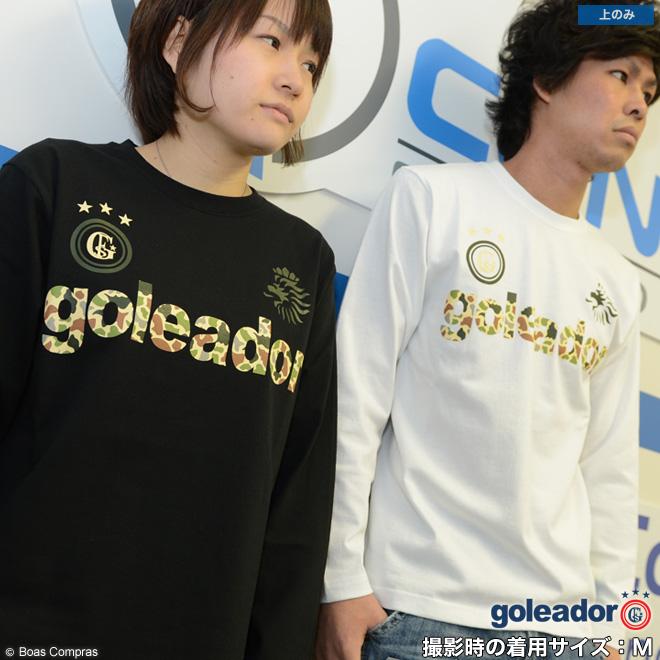 ゴレアドール/goleadorのロングTシャツを入荷