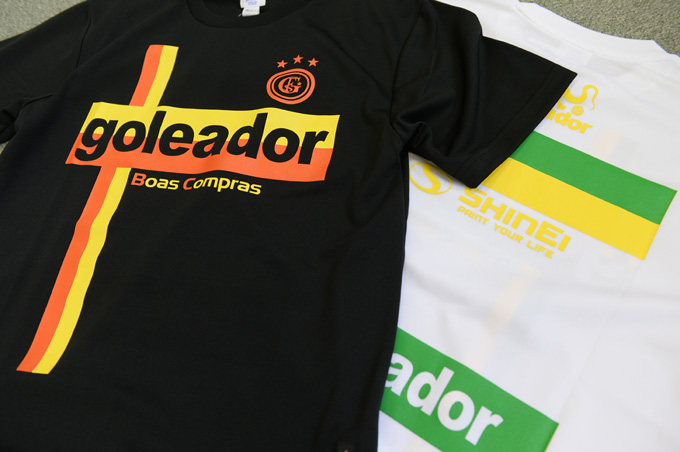 ゴレアドール/goleador ボアスコンプラス x  新栄塗装コラボ限定プラシャツを入荷しました