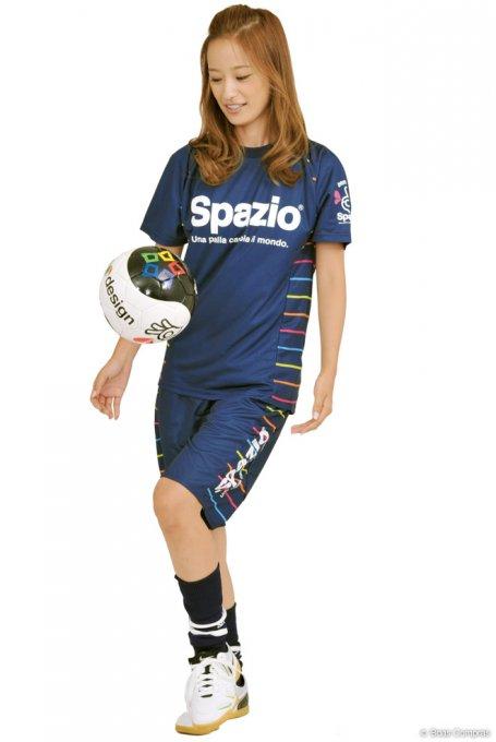 スパッツィオ/spazioの2013年春夏フットサルウェアの予約販売を開始