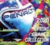 ペナルティ/penalty 2020年春夏展示会に行ってきます!