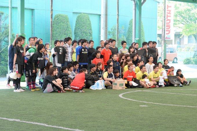 フットサルポイント越谷にてフットサル大会・ボアスコンプラスカップを開催しました