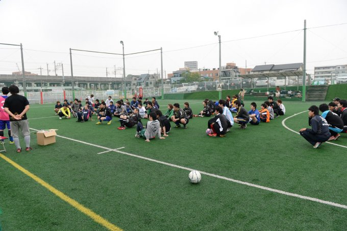 フットサル大会 ボアスコンプラスカップをグラマード浦和で開催