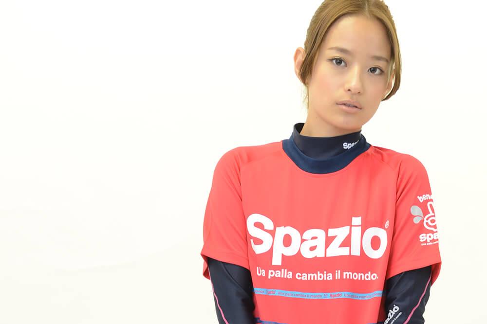 spazio / スパッツィオ 門倉亜美着用イメージ
