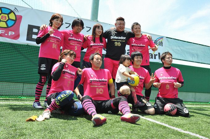 茨城県 フットサルチーム IFC様