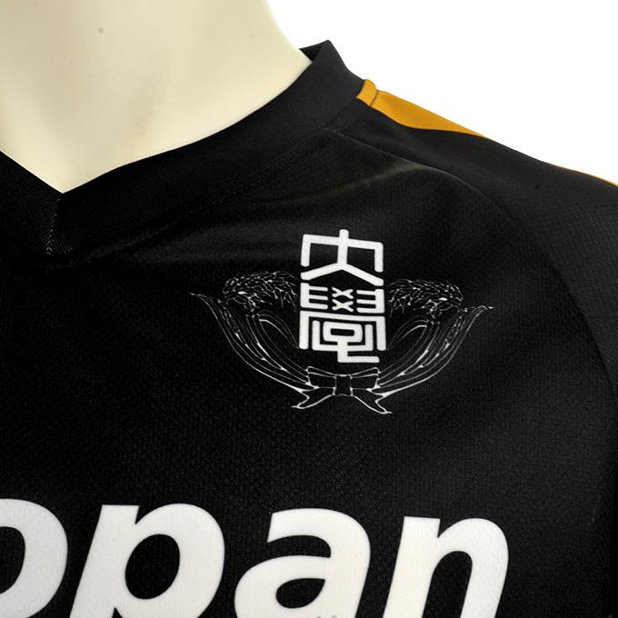 アグリナ 昇華ユニフォーム 胸下からの縦ボーダー TOKOPAN FP Home