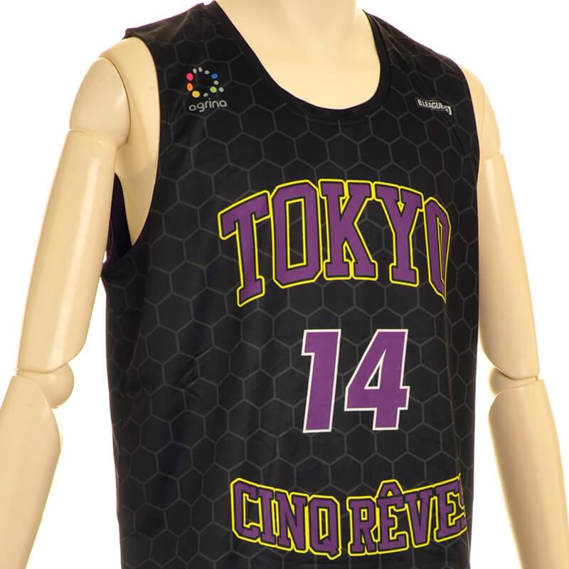 東京サンレーヴス リバーシブル1
