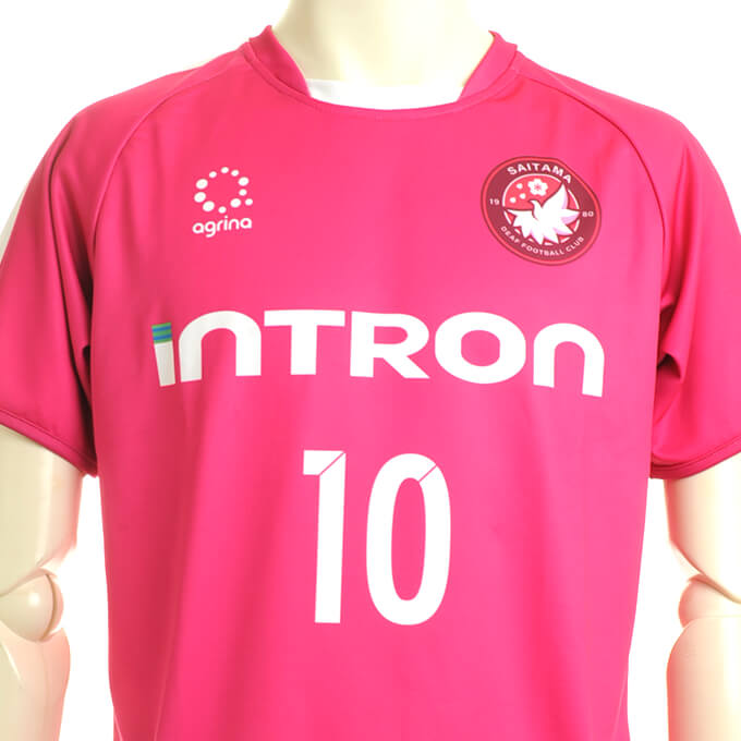 SDFC埼玉県聴覚障害者サッカー部 FP Home 3rd