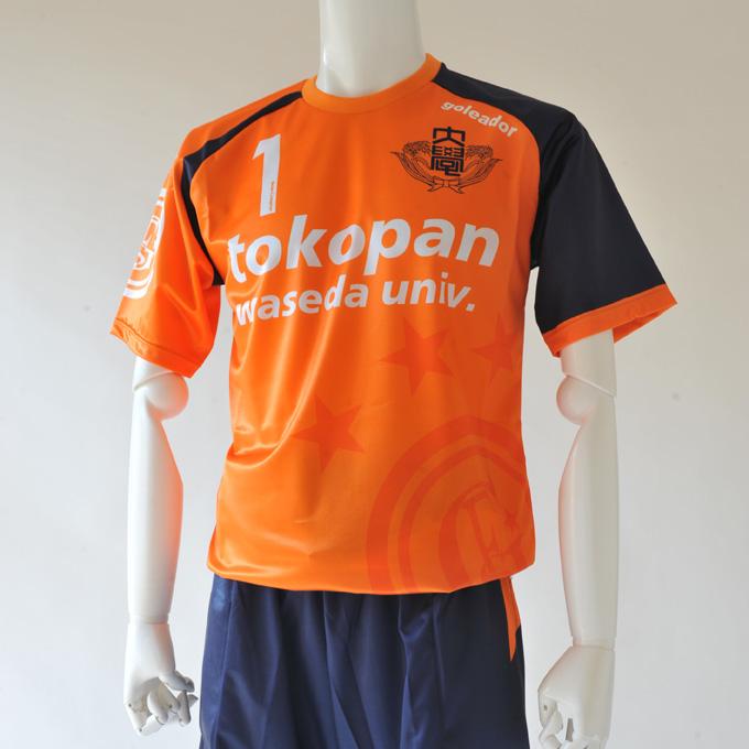goleador tokopanオリジナルユニフォーム