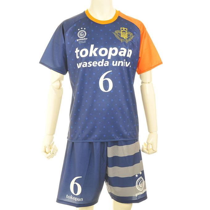 goleador  tokopanカスタムユニフォーム