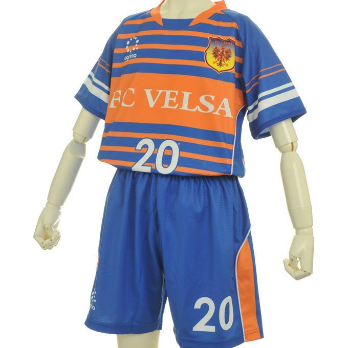 アグリナ 昇華ユニフォーム FC VELSA