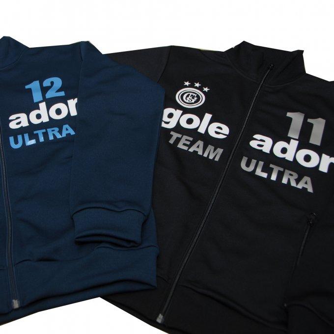 ゴレアドール ジャージジャケットはチームウエアに最適!
