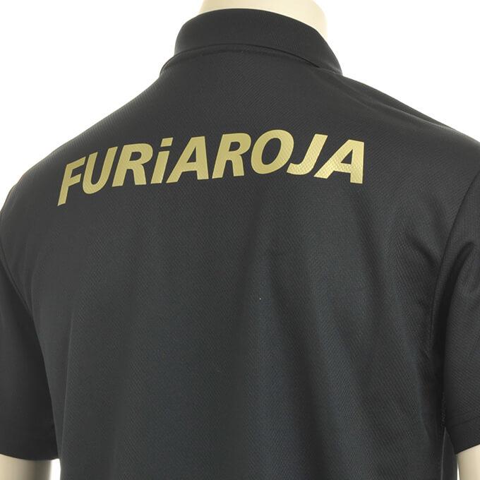 アグリナ FURiAROJA ブラック にゴールドのチーム名