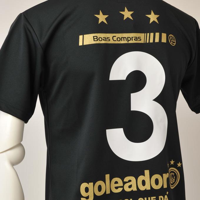 ゴージャスなゴールド×ブラックカラー! goleador