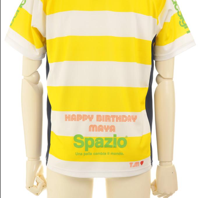 スパッツィオ 思い出になるマーキング プラシャツ