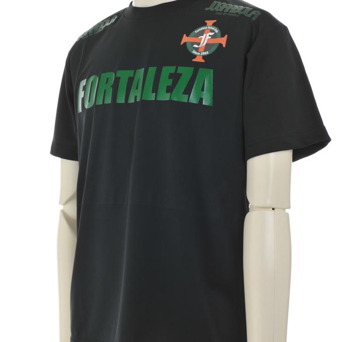 ジョガボーラ プラシャツにチームエンブレムのマーキング