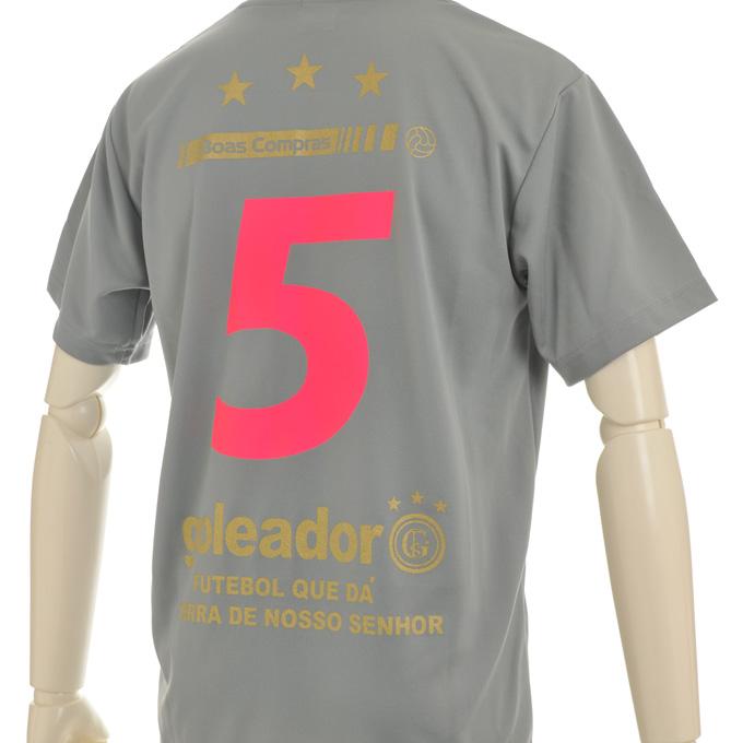 ゴレアドール ピンクナンバーマーキング プラシャツ