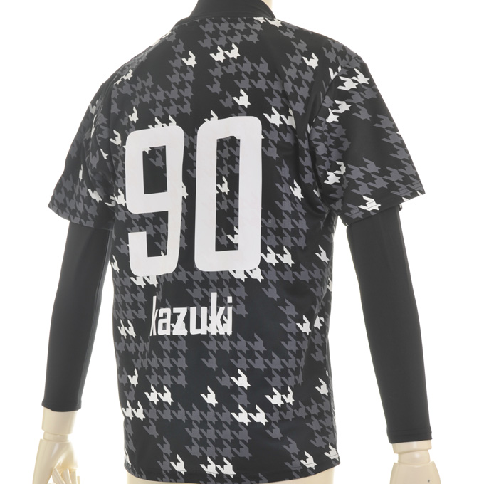 スフィーダ 背番号とネーム入りプラシャツ