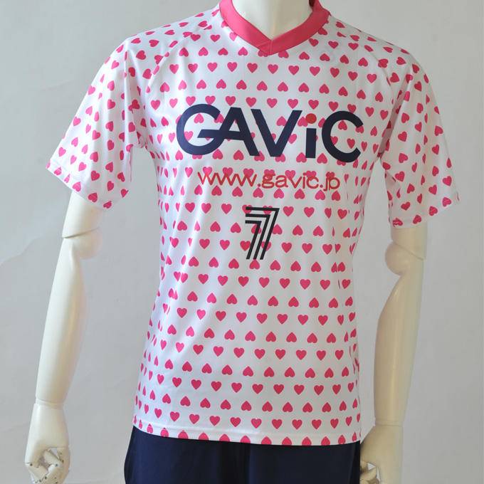 gavicかわいらしいデザインのプラシャツ