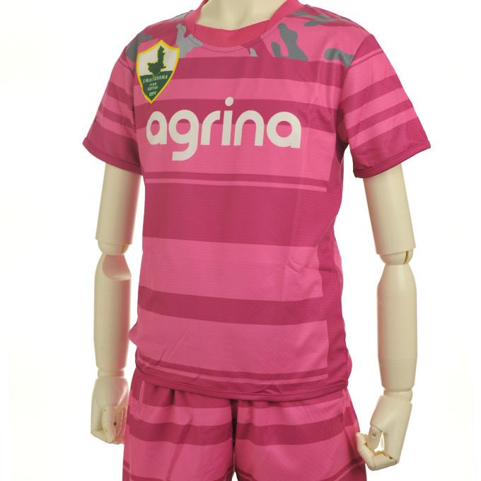 アグリナ オリジナル昇華デザインのプラシャツ