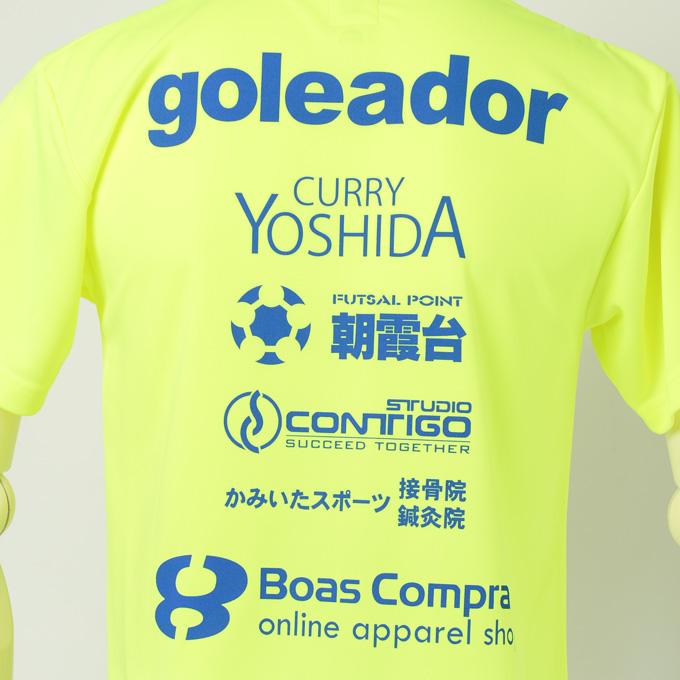 goleador マーキングユニフォーム