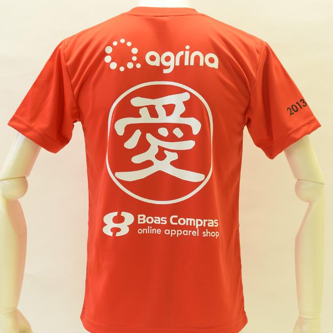 アグリナ オーダー自由の記念プラシャツ