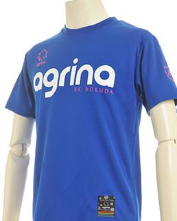agrina(アグリナ)のフットサルプラシャツチームオーダー