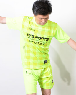 dalponte(ダウポンチ)チェックプラクティスシャツ