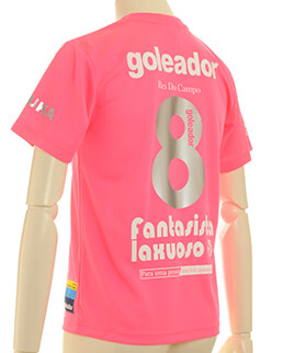 ゴレアドール オリジナルプラクティスシャツ