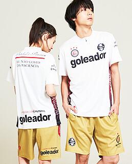ゴレアドール/goleadorの昇華ポロシャツ・ハーフパンツ