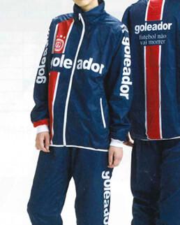 goleador(ゴレアドール)ウィンドブレーカーのチームオーダー