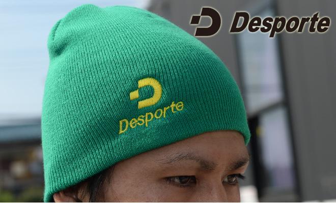 フットサルブランド・デスポルチ/desporte 帽子・ニット・ヘアアクセサリー一覧