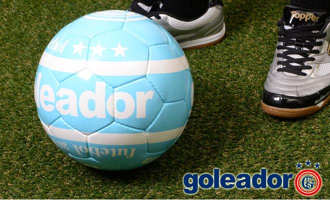 フットサルブランド・ゴレアドール/goleador フットサルボール・サッカーボール一覧