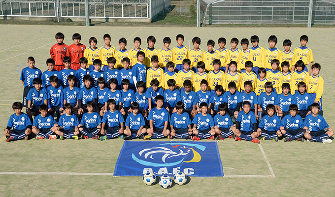 埼玉県ジュニアユース ACアスミ