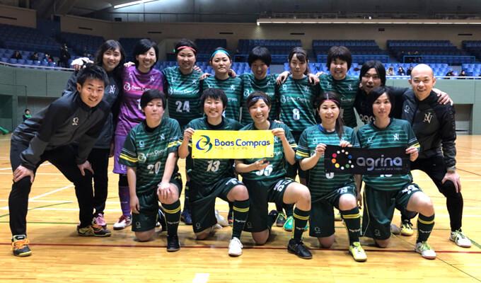 女子フットサルチーム JONITA