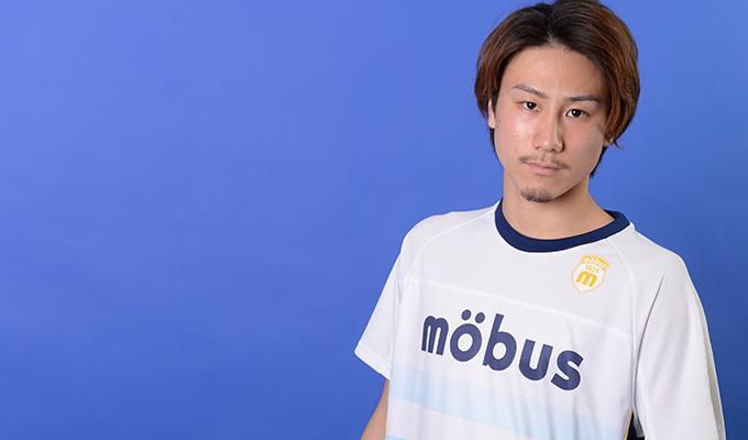 Firefox 小原 聖士郎選手
