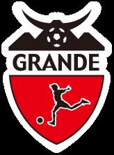 埼玉県クラブチーム グランデFCエンブレム
