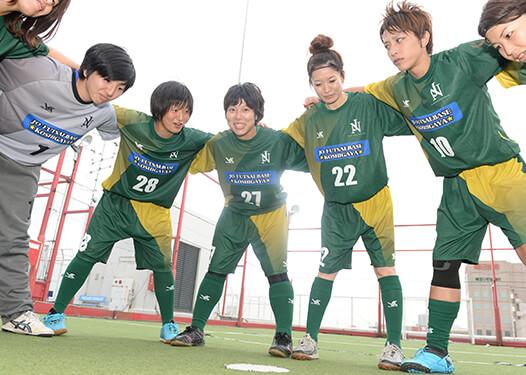 東京都女子フットサルチーム JONITA 概要
