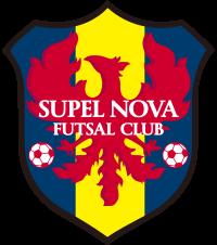 静岡県フットサルチーム SUPEL NOVAエンブレム