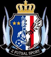 Z Futsal Sport Pontenaveサッカースクールエンブレム